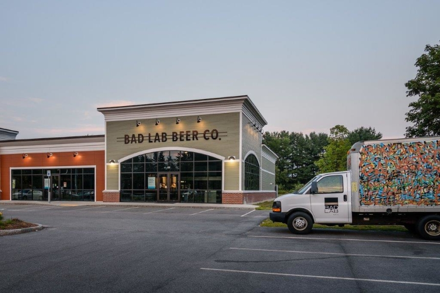 Bad Lab Brewery
