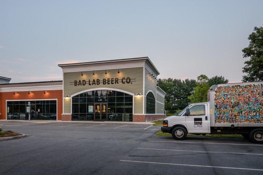 Bad Lab Brewery