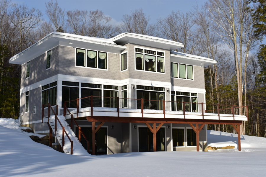 Bow Lake Residence